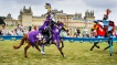 01/08/2014 Blenheim Palace Requested by: Flamingo PR Photographer : Mark Hemsworth Jousting at Blenheim Palace August 2014 Copyright - Mark Hemsworth Email - mapfh@mac.com Phone - 07931 664422